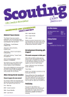 Glenleven Scouts Newsletter